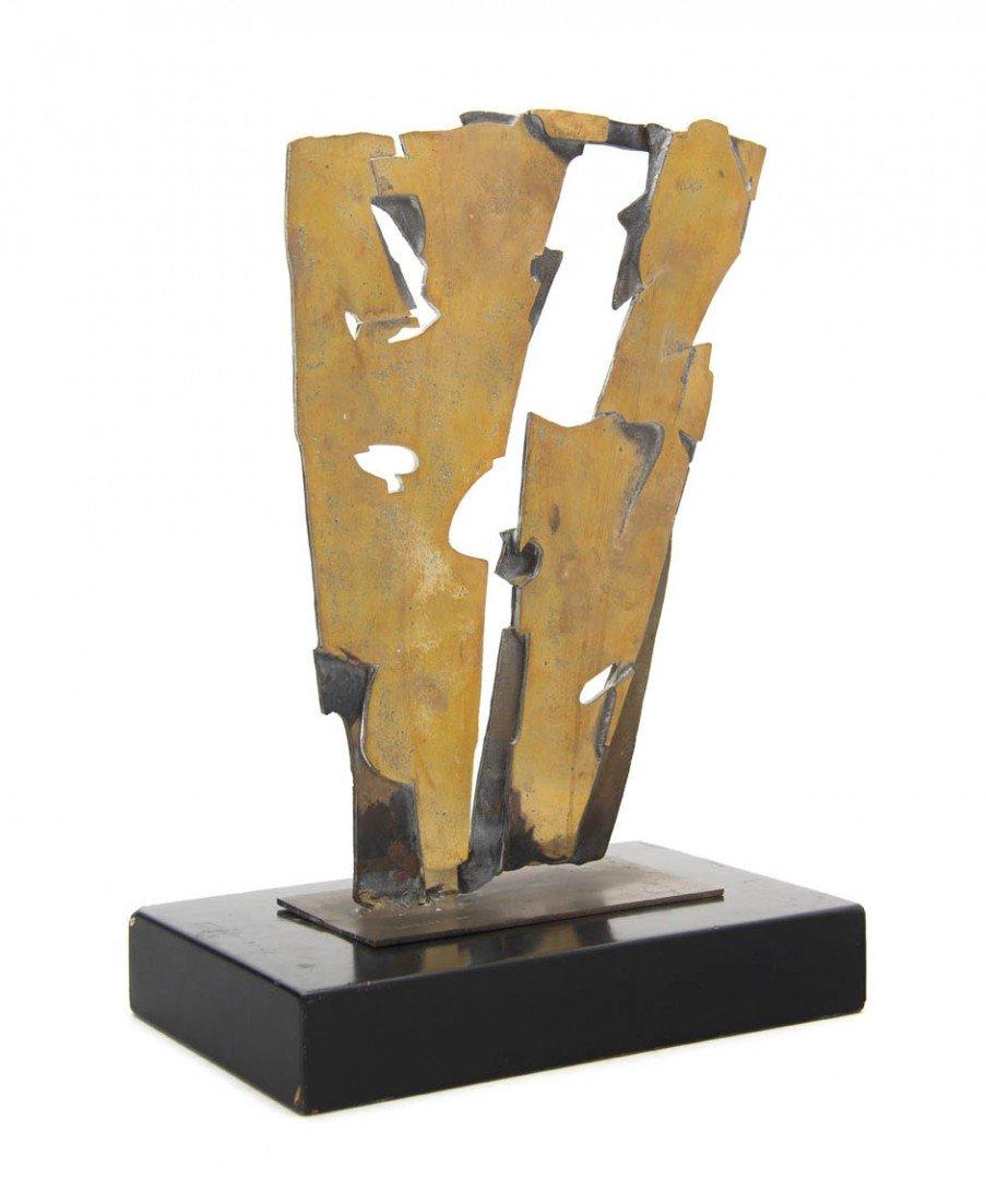 12: Pietro Consagra, (Italian, 1920-2005), Senza Titolo