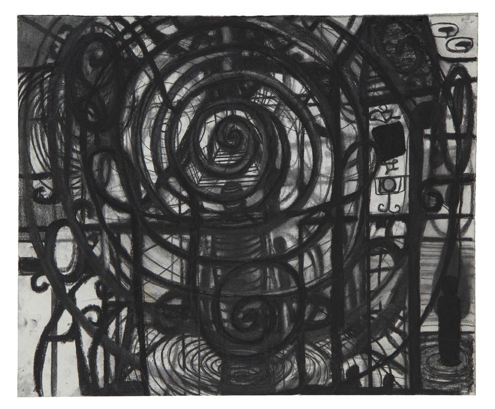 20: Richard Hull, (American, b. 1955), Untitled, 1992