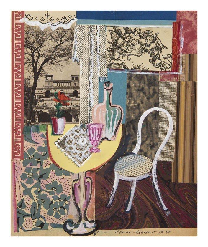 23: Elena Liessner-Blomberg, (German, 1897-1978), Compo