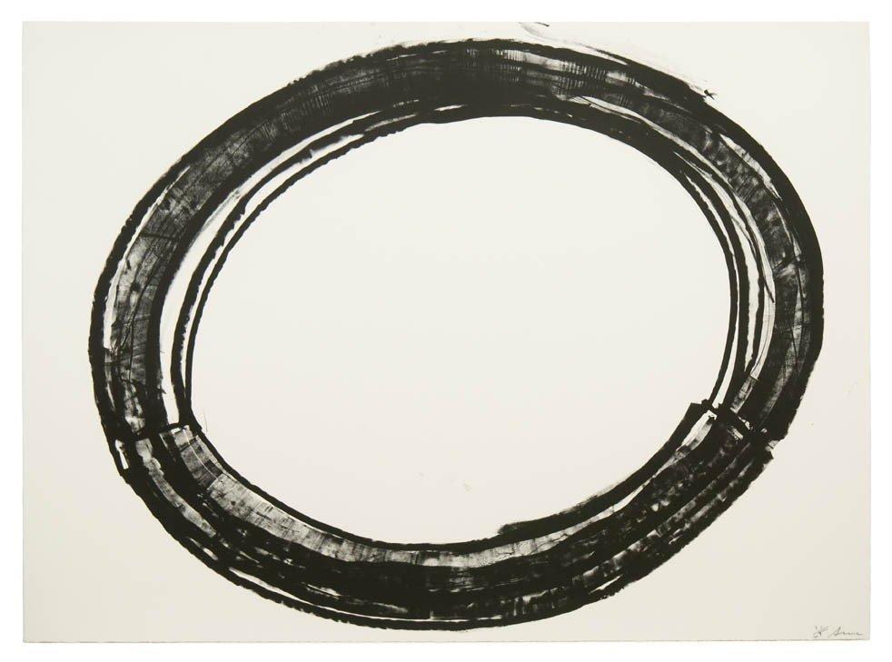 1005: Richard Serra, (American, b. 1939), Double Ring I