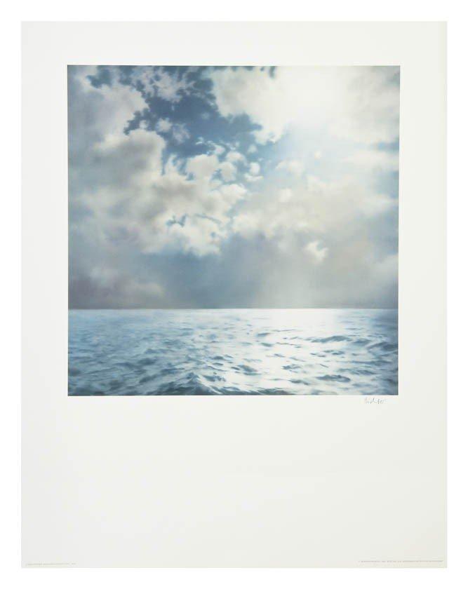 1023: Gerhard Richter, (German, b. 1932), Seestuck, 199