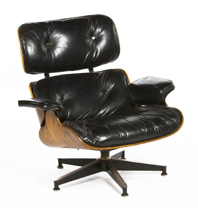 69: An American Lounge Chair, Charles and Ray Eames for