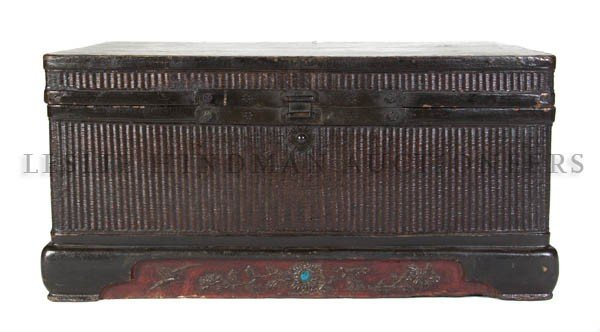 350: A Chinese Document Trunk, Height 15 x width 30 1/2