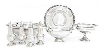 1263 A Collection of American Sterling Silver Articles