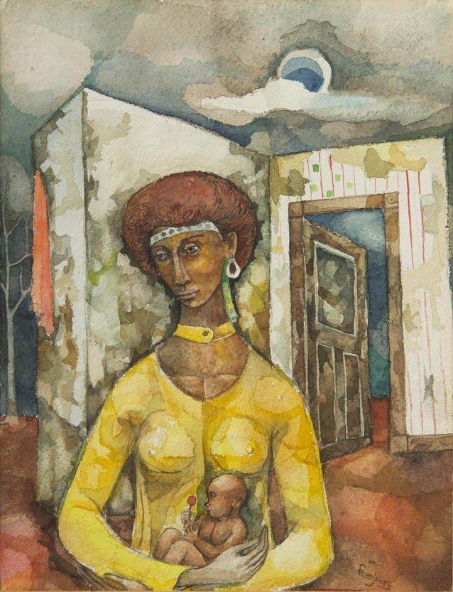 24: Frederick D. Jones Jr., (American, 1914-2004), Mado