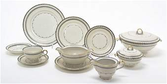 2142: A Japanese Porcelain Dinner Service for Twelve, M