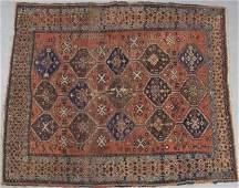 2718 An Afshar Wool Rug 5 feet 9 inches x 5 feet
