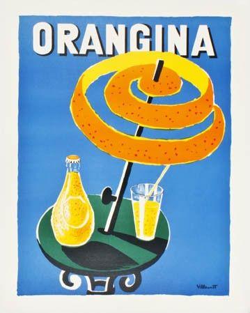 528: Bernard Villemont, (French, 1911-1989), Orangina