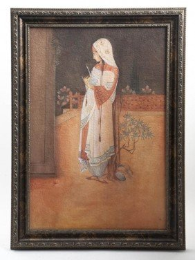 After Abdur Rahman Chughtai, (Pakistan, 1897-1975