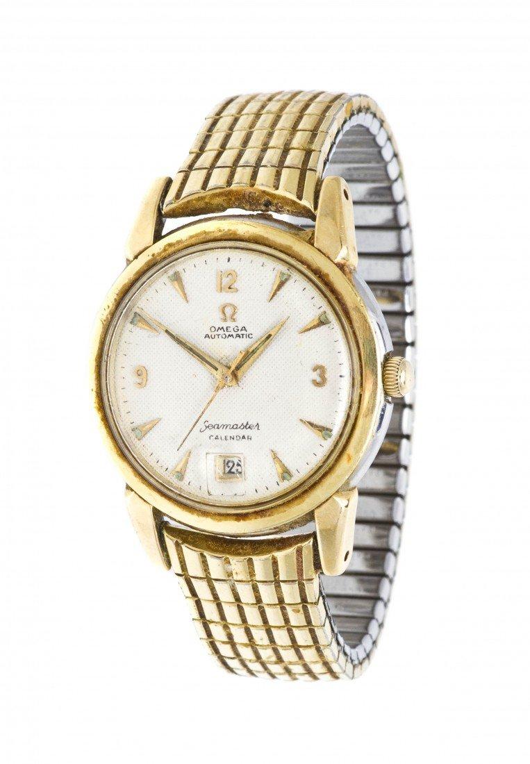 428: An Automatic Seamaster Wristwatch, Omega,