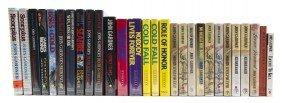 (FLEMING, IAN) GARDENER, JOHN. A Group Of 28 Books,