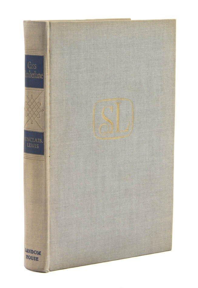 71: LEWIS, SINCLAIR. Cass Timberlane. New York, 1945. F