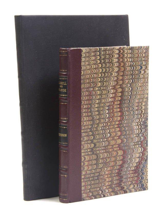 78: STEVENSON, ROBERT LOUIS. Strange Case of Dr. Jekyll