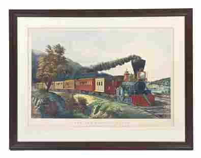 900: Currier & Ives, (Nathaniel Currier, 1813û1888 and
