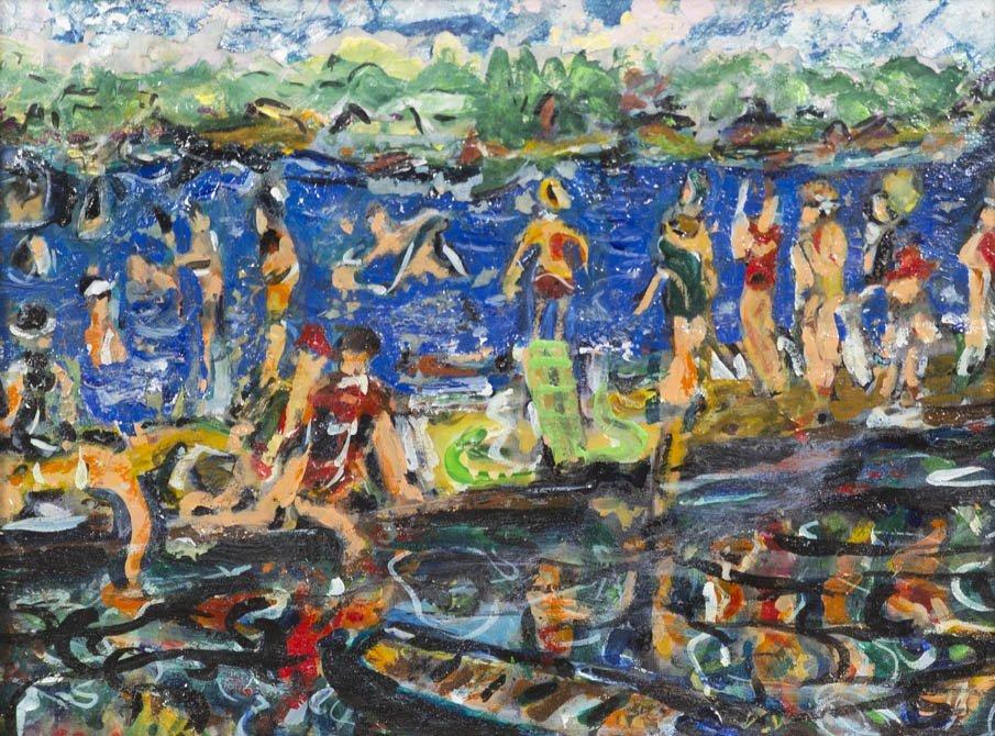 22: Francesco J. Spicuzza, (American, 1883-1962), Ocean