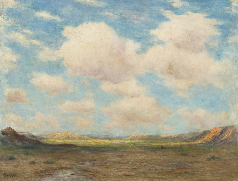 56: Albert Lorey Groll, (American, 1866-1952), Arizona