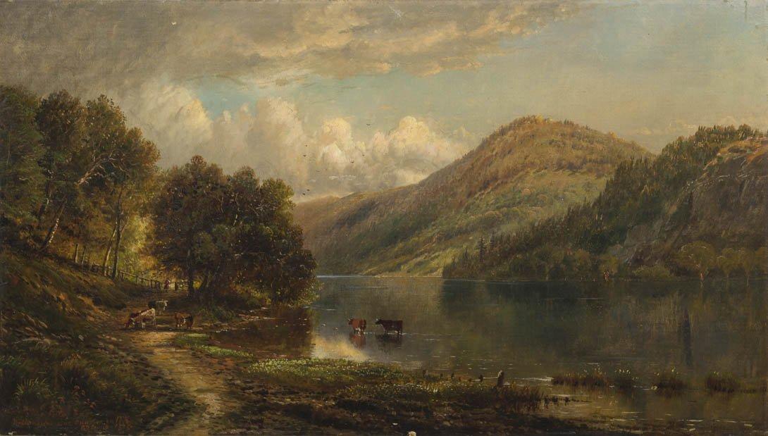 68: Edmund Darch Lewis, (American, 1835-1910), Chester