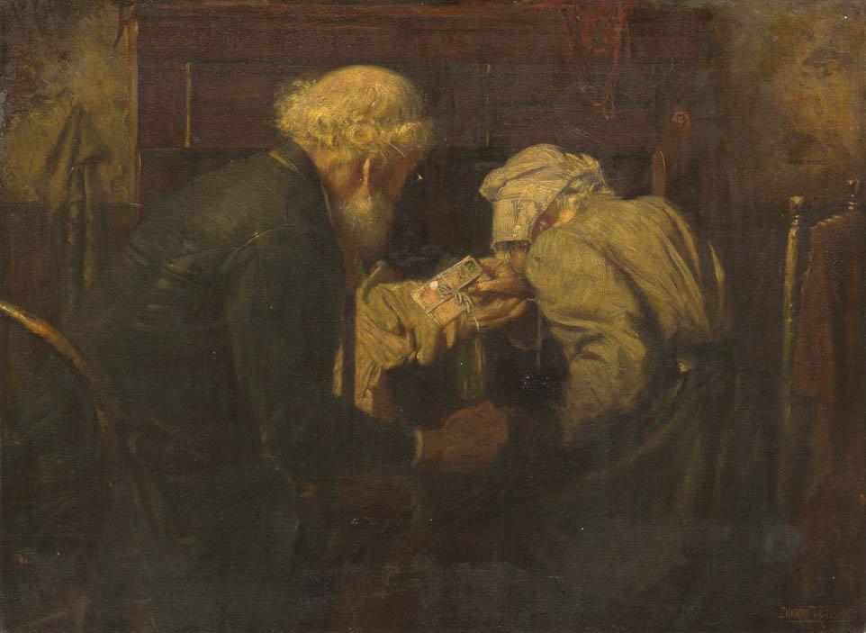 75: Harry Herman Roseland, (American, 1866-1950), The G
