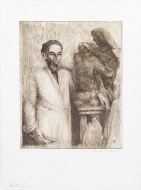 Ivan Mestrovic, (American, 1883-1962), St. John