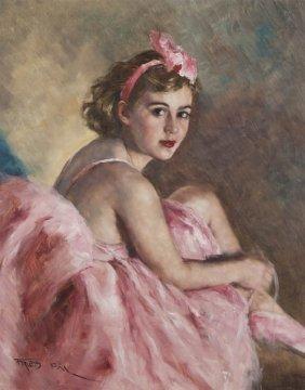 Pal Fried, (American/Hungarian, 1893-1976), Paulett