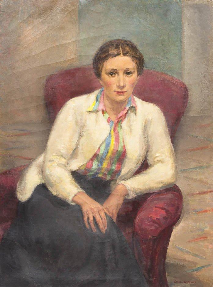 94: Esther Baldwin Williams, (American, 1907-1969), Gio