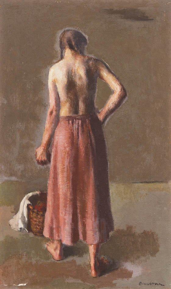 101: Robert Brackman, (American/Russian, 1898-1980), Fi