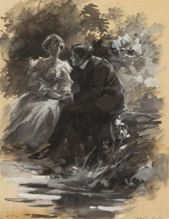 102: Joseph Christian Leyendecker, (American, 1874-1951