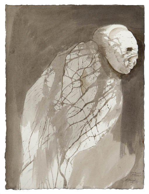 159: Mihail Chemiakin, (Russian, b. 1943), Spirit of a
