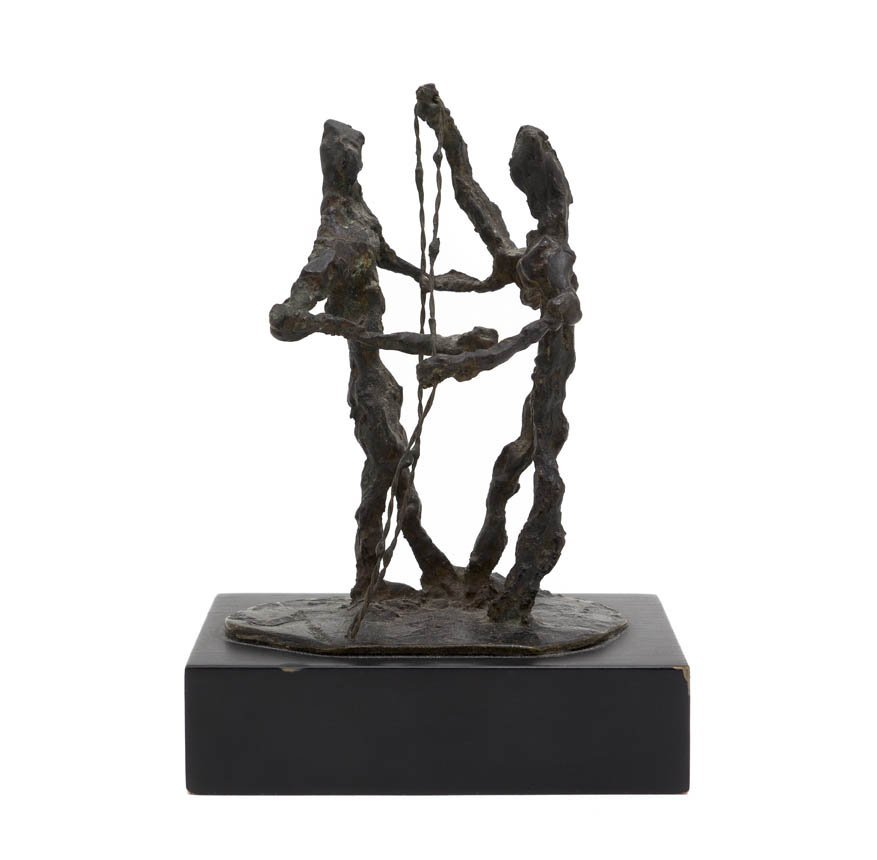 161: Germaine Richier, (French, 1904-1959), The Couple