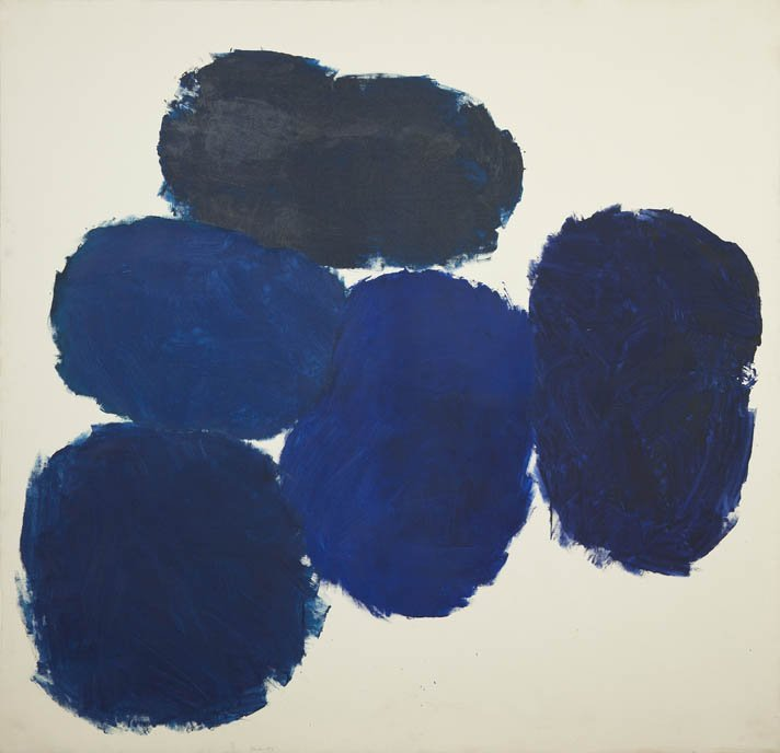 172: Ray Parker, (American, 1922-1990), Untitled, 1959