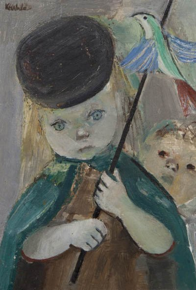 197: Rajmund Kanelba, (Polish, 1897-1960), Little Stefa