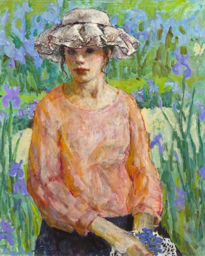 198: Helen Caudle Winslow, (American, 1916-2008), Jenny