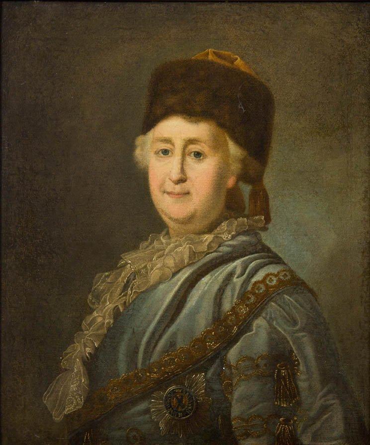 430: Style of Dimitri Gregoriovitch Levitsky, (Russian,