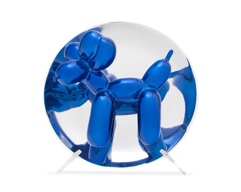 1011: Jeff Koons, (American, b. 1955), Balloon Dog