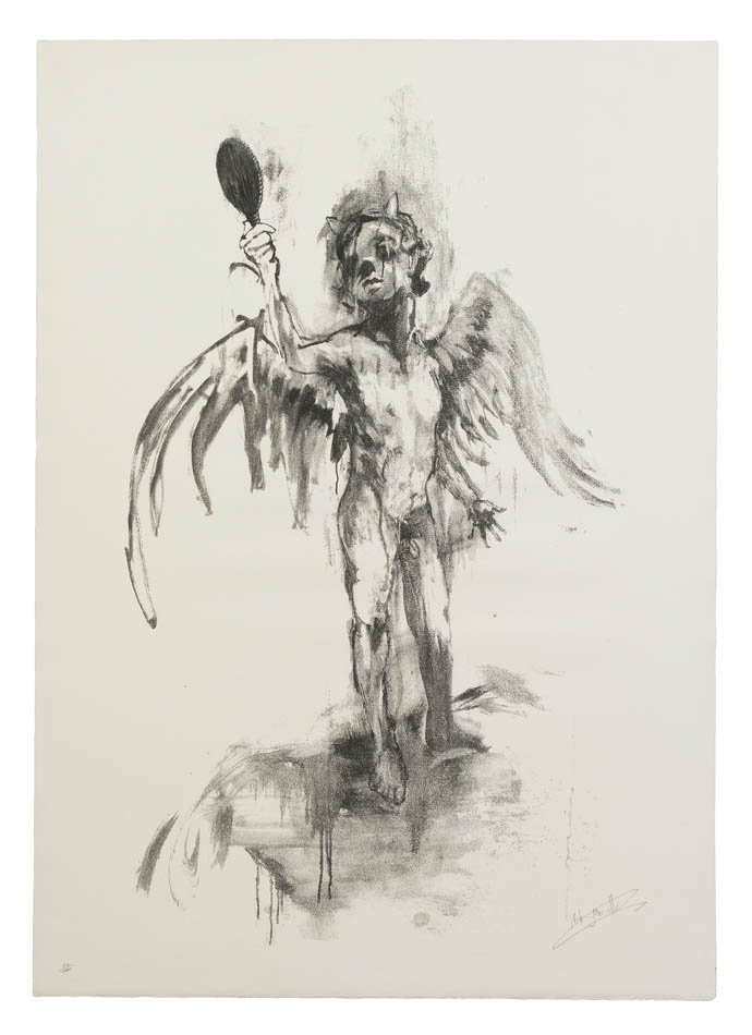 1064: Antony Micallef, (British, b. 1975), God I Want T