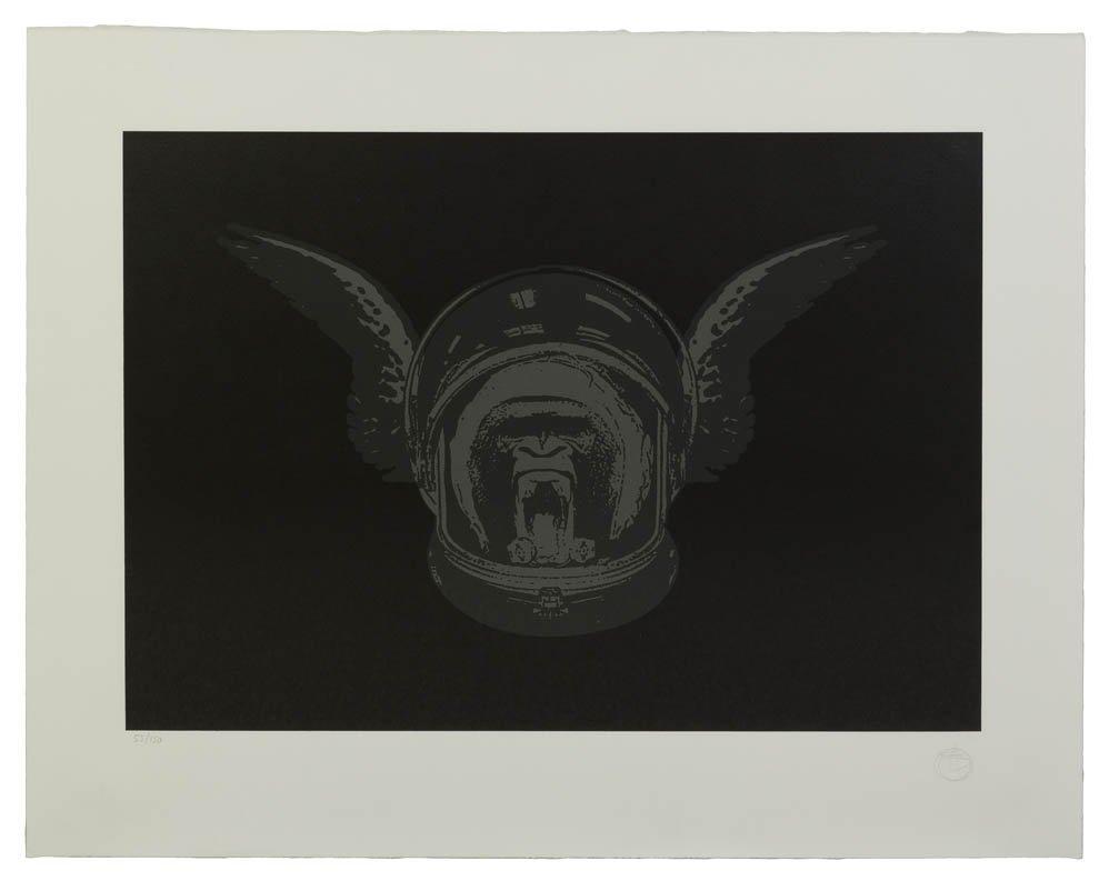 1069: Nick Walker, (British, b. 1969), Apish Angel, 200