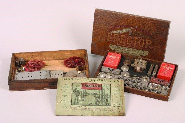 5: An A.C. Gilbert Erector Set,