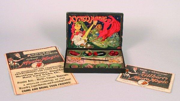 510: An A.C. Gilbert Mysto Magic Set,