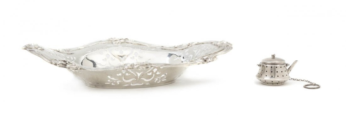 2570: An American Sterling Silver Bowl, Theodore B. Sta