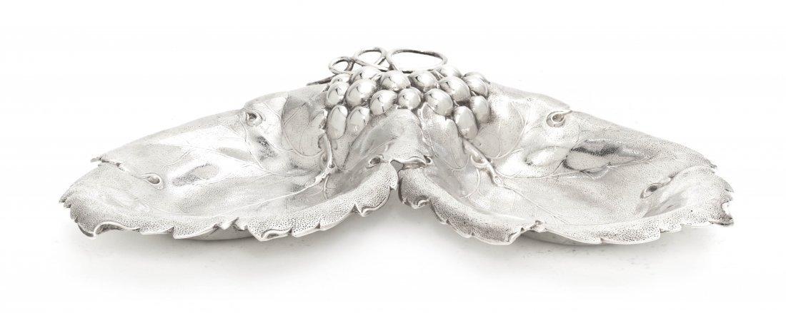 2571: An American Sterling Silver Bowl, Watson Company,