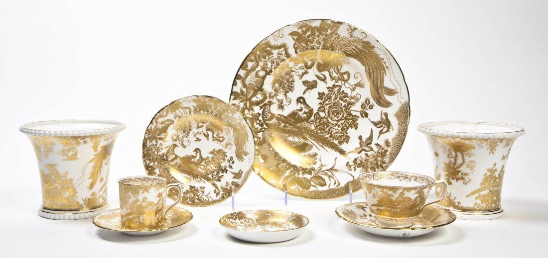 2242: A Collection of English Porcelain, Royal Crown De