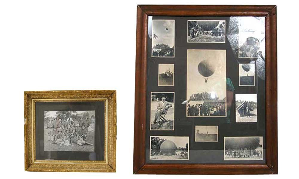 565: An Assembled Set of 11 American Photographs, Heigh