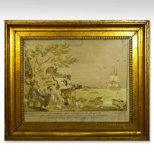 576: , (19th century), Il Veduta dei Contorni di Banjo