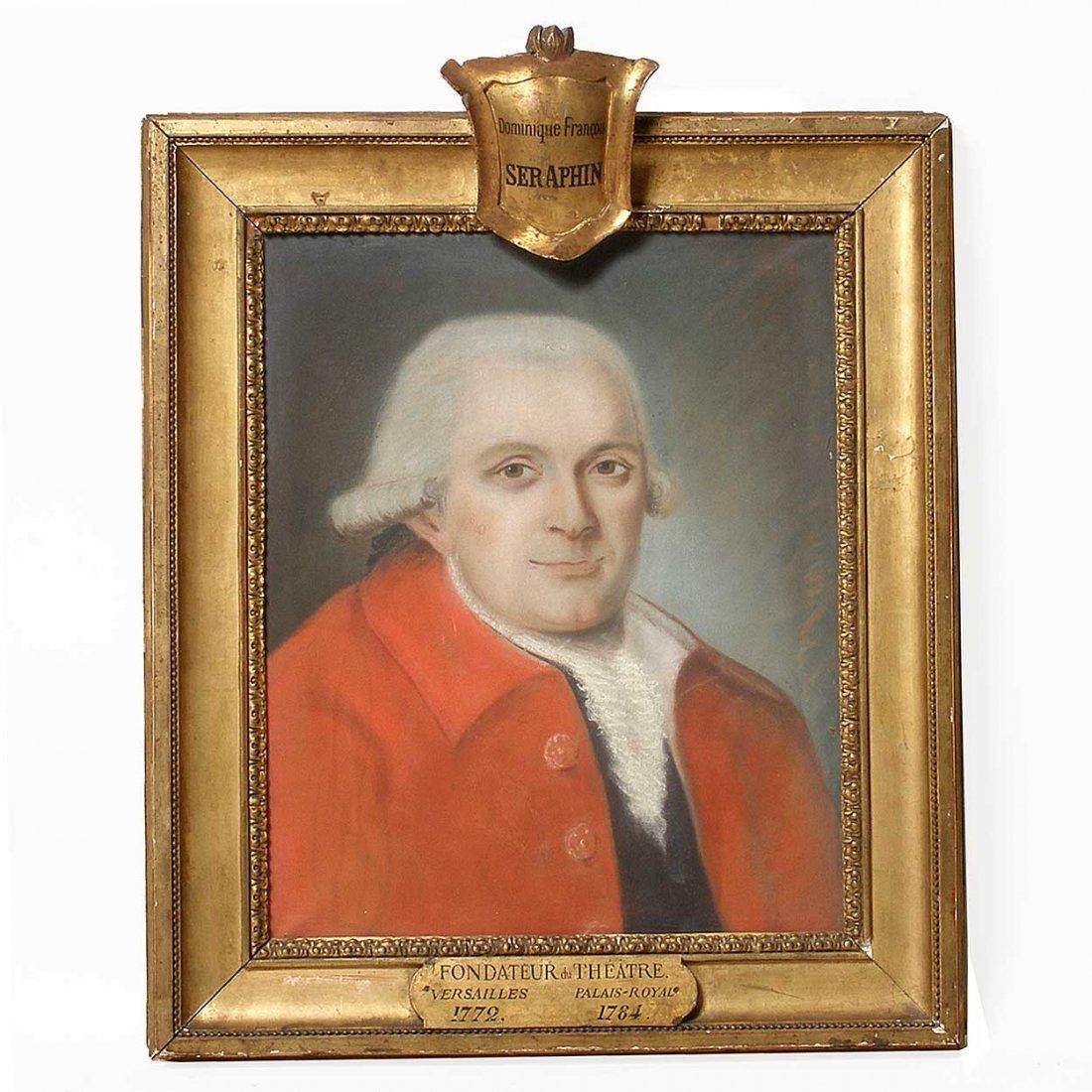 577: Artist Unknown, (European, 18th century), Portrait