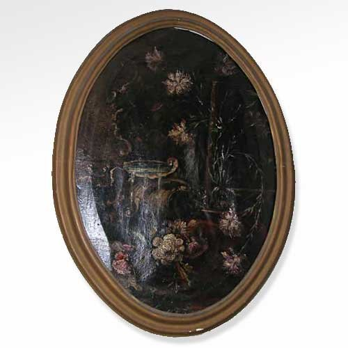 578: An Italian Baroque Style Floral Still Life, Height