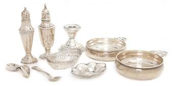 305 A Collection of American Sterling Silver Articles