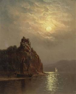 3079: Attributed to Charles Henry Gifford, (American, 1