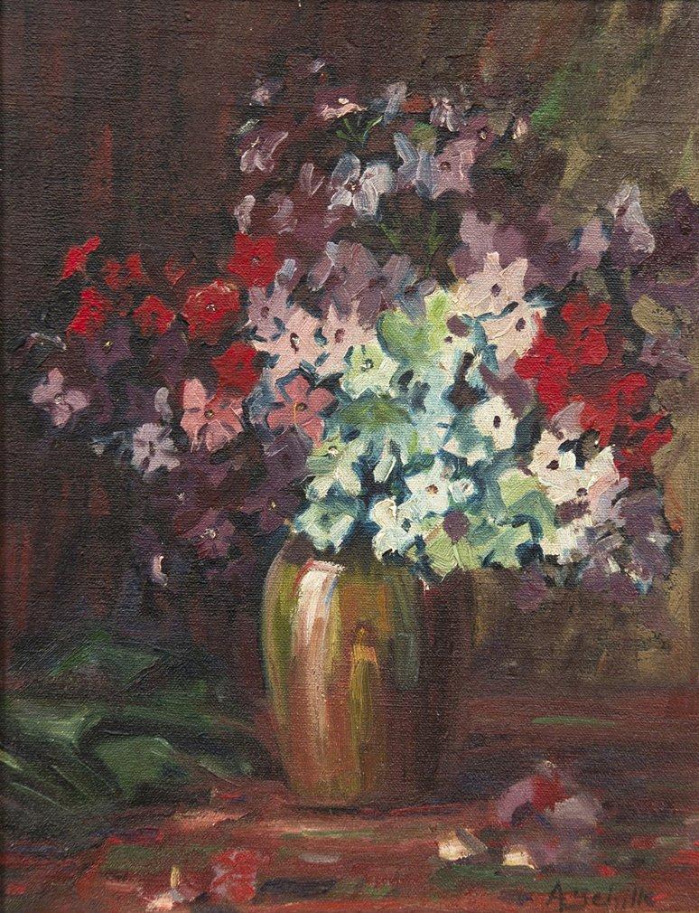 15: Alice Schille, (American, 1869-1955), Still Life wi