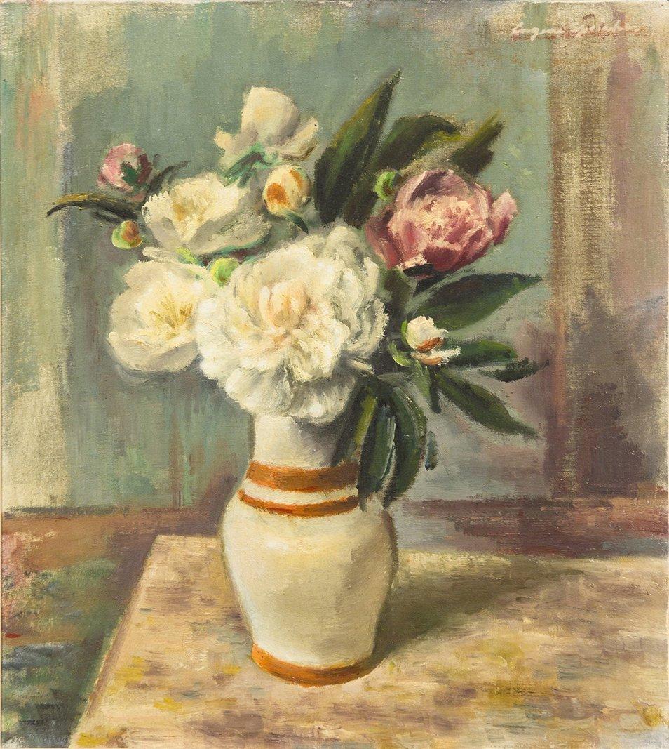 16: Eugene Edward Speicher, (American, 1883-1962), Peon