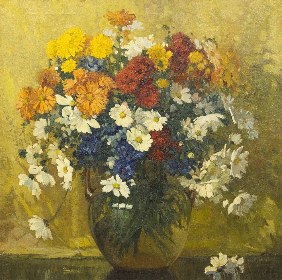 17: Frederick Milton Grant, (American, 1886-1959), Stil